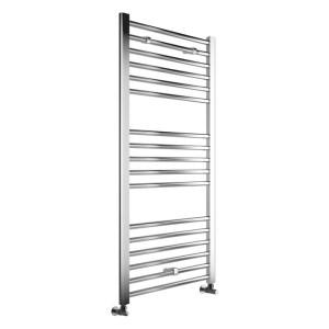 Bathrooms To Love Grada Straight Ladder Radiator 600x1200mm Chrome