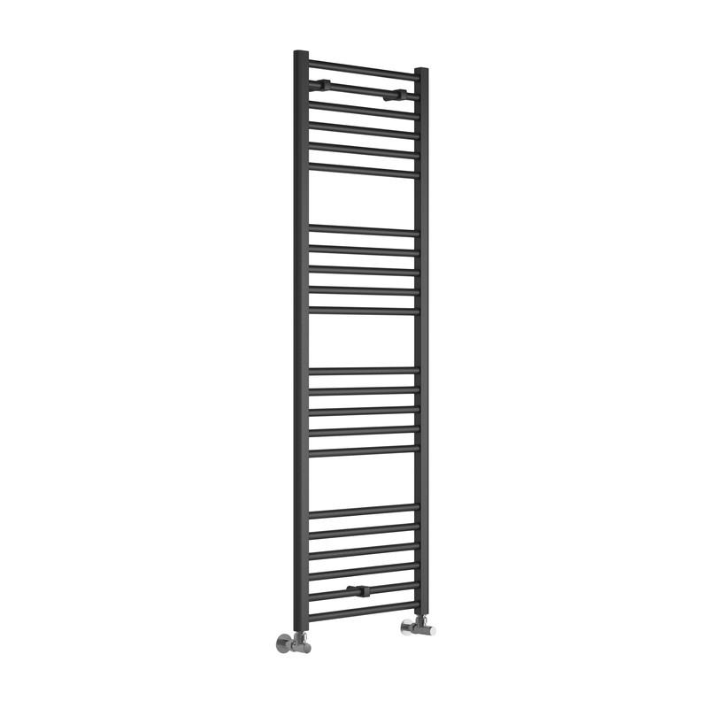 Bathrooms To Love Grada Straight Ladder Radiator 500x1600mm Anthracite