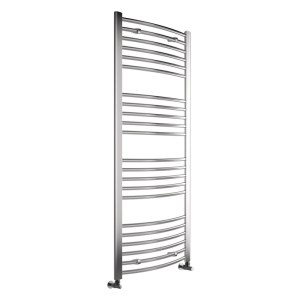 Bathrooms To Love Grada Curved Ladder Radiator 600x1600mm Chrome