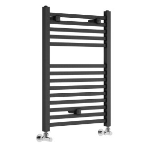 Bathrooms To Love Qubos Ladder Radiator 500x690mm Anthracite