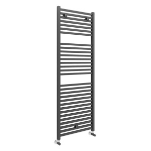 Bathrooms To Love Qubos Ladder Radiator 500x1420mm Anthracite
