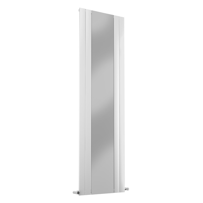 Bathrooms To Love Portra Mirrored Radiator 605x1800mm White