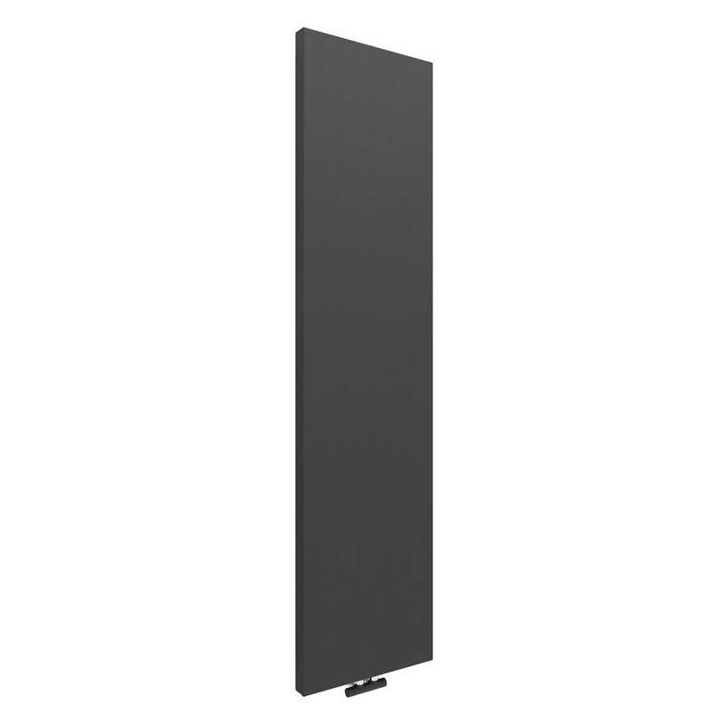Bathrooms To Love Tabula Panelled Radiator 450x1807mm Anthracite