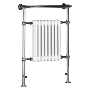 Bathrooms To Love Eterno2 673x965mm Traditional Radiator White
