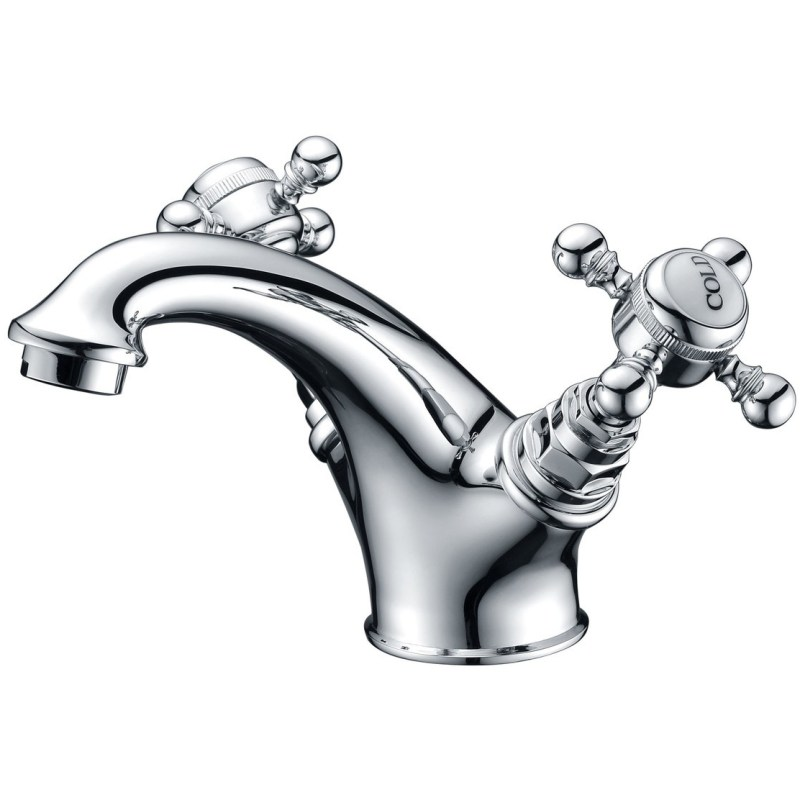 Bathrooms To Love Roma Basin Mixer with Click-Clack Waste