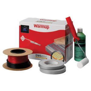 Warmup Dual Wire Under-Tile Heater 600 Watts