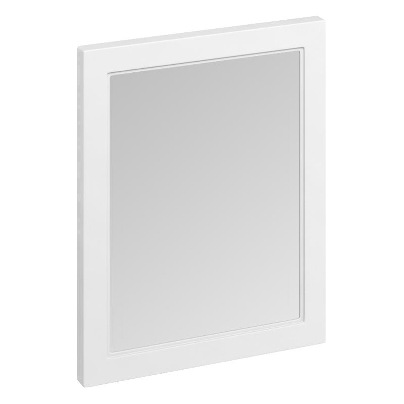 Burlington Framed 60cm Mirror Matt White