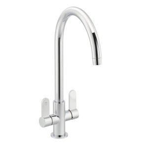 Carron Phoenix Sift Filtered Water Kitchen Tap Chrome