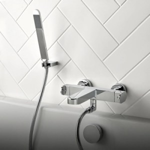 Wall Bath Shower Mixers