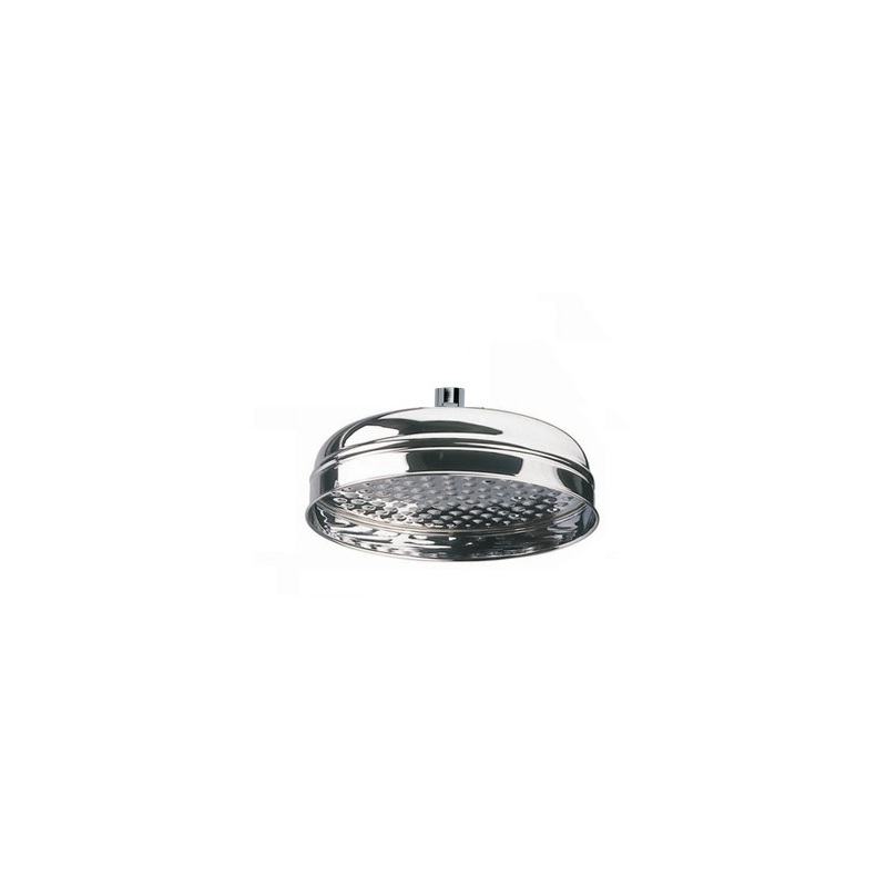 """Cifial Traditional 8"""" Shower Head Chrome"""