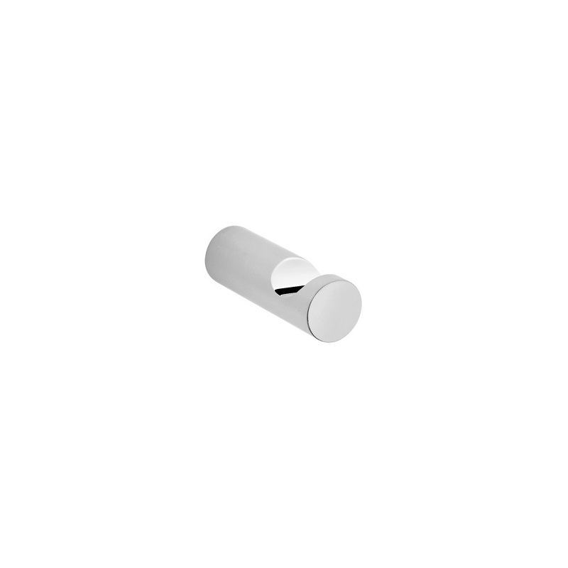 Cifial Straight Robe Hook Chrome