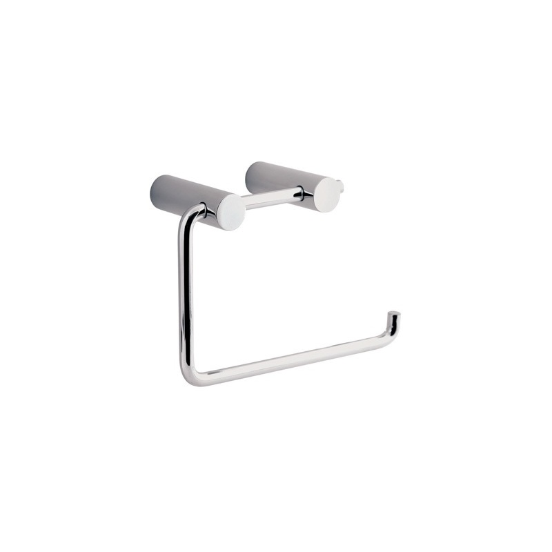 Cifial Straight Toilet Roll Holder Chrome