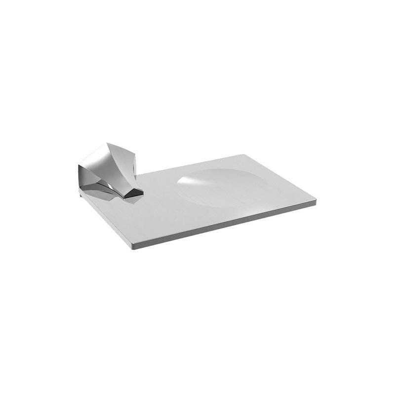 Cifial Hexa Soap Dish Chrome