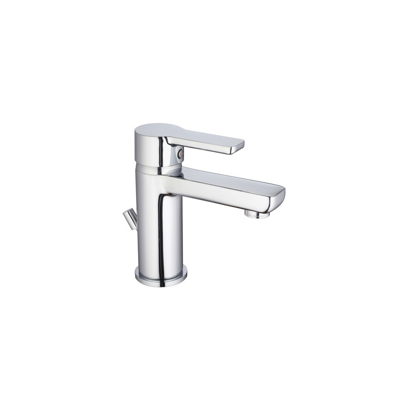 Cifial Coule Mono Basin Mixer with Pop-Up Waste Chrome