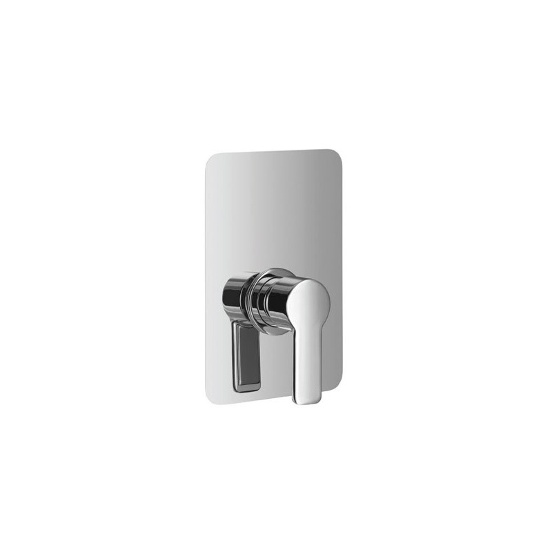 Cifial Coule Concealed Manual Mixer Chrome