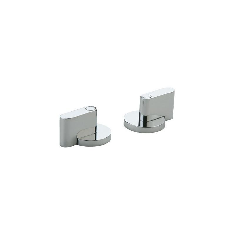 Cifial Technovation M3 Pair of Deck Bath Valves Chrome