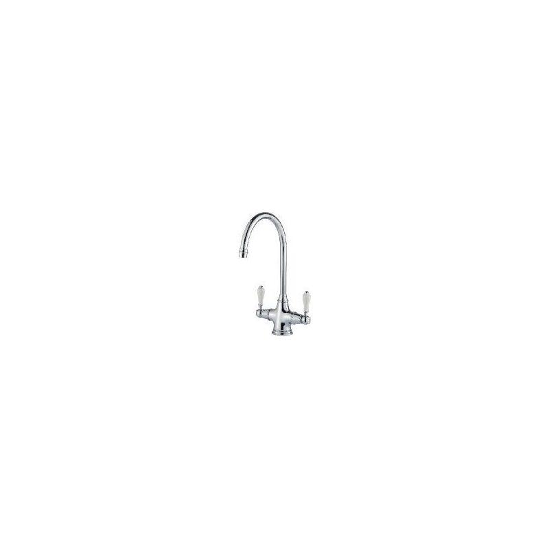 Clearwater Alrisha Mono Sink Mixer Chrome