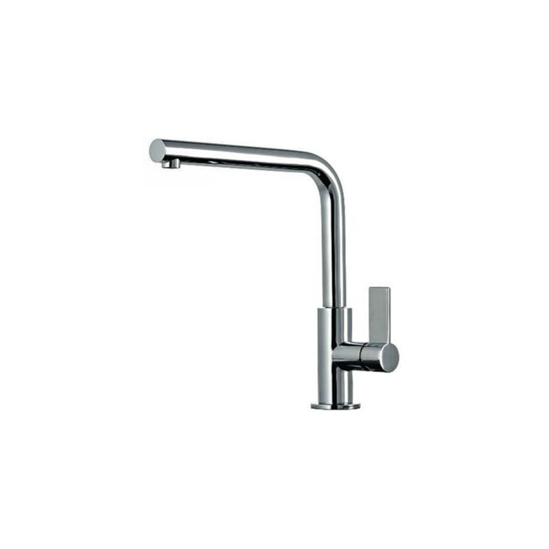 Clearwater Auriga Single Lever Mono Sink Mixer Chrome