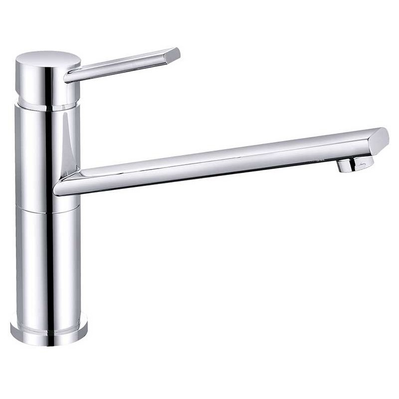 Clearwater Velorum Top Lever Mono Sink Mixer Chrome