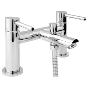 Deva Insignia Deck Mounted Bath Shower Mixer