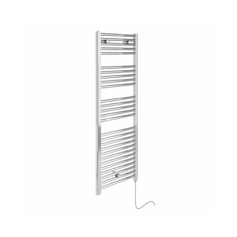 Essential Electric Chrome Towel Warmer 1375x480mm