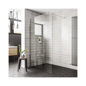 Essential Spring 1100mm Wetroom Panel