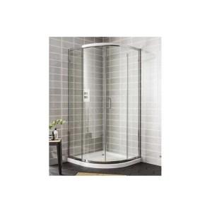Essential Spring 800mm 1 Door Quadrant Shower Enclosure
