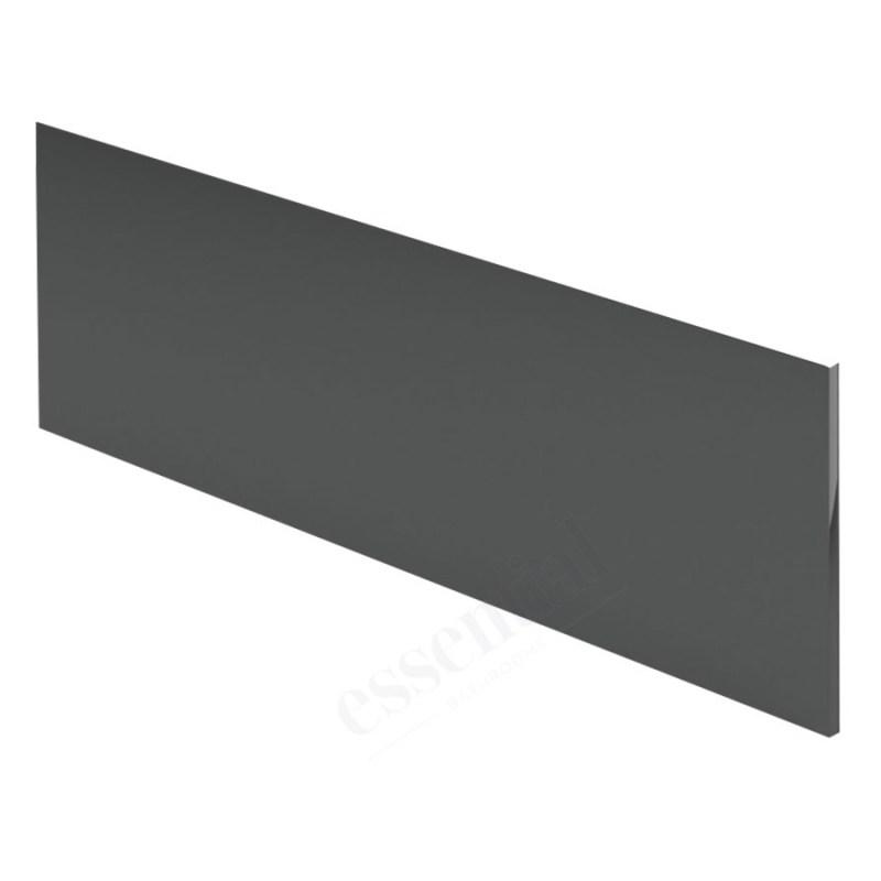 Essential Nevada MDF Front Bath Panel 1800mm Grey