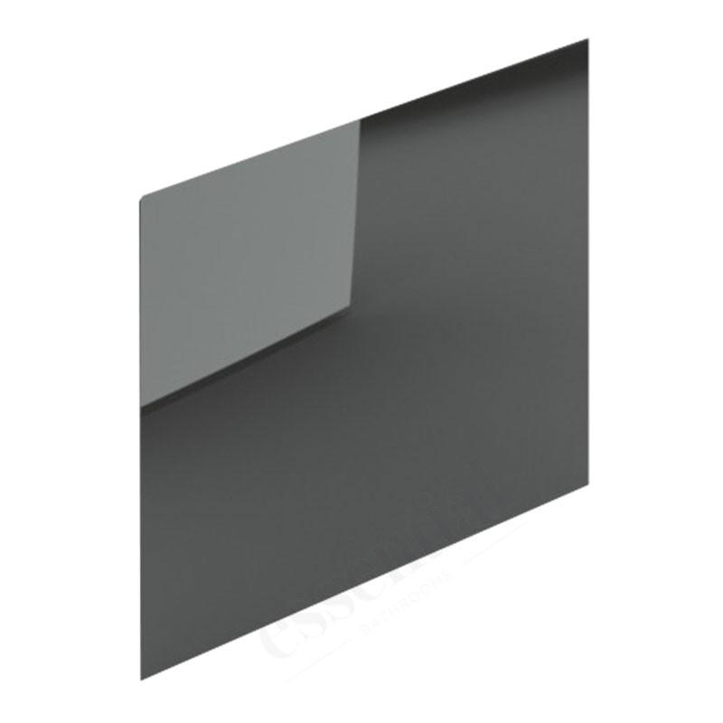 Essential Nevada MDF End Bath Panel 800mm Grey