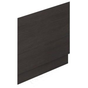 Essential Vermont MDF End Bath Panel 800mm Wide Dark Grey