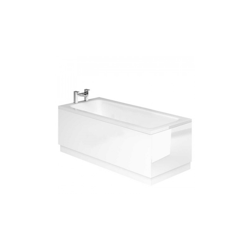 Essential Vermont Front Bath Panel 1700mm White