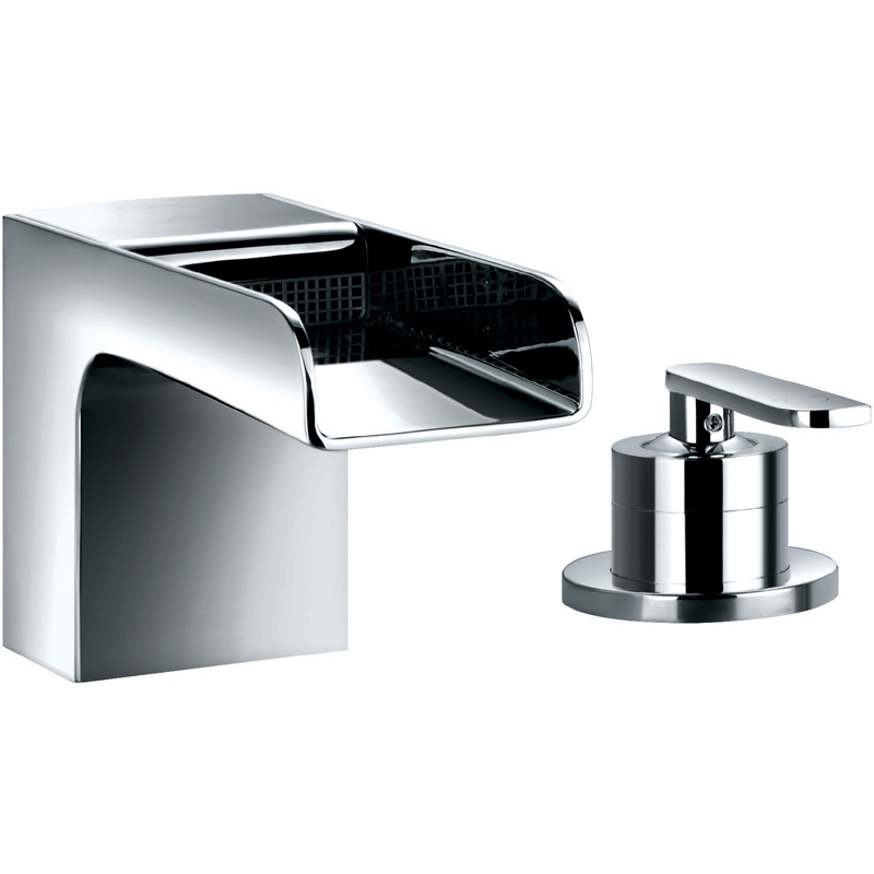 Flova Cascade 2-Piece Bath Mixer