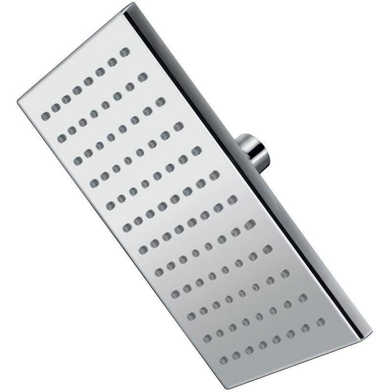 Flova Design Brass Square Rain Shower 304mm