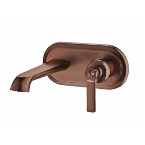 Flova Liberty Concealed Basin Mixer Bronze