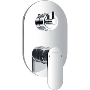 Flova Smart Concealed Manual Shower Mixer with 3-Way Diverter