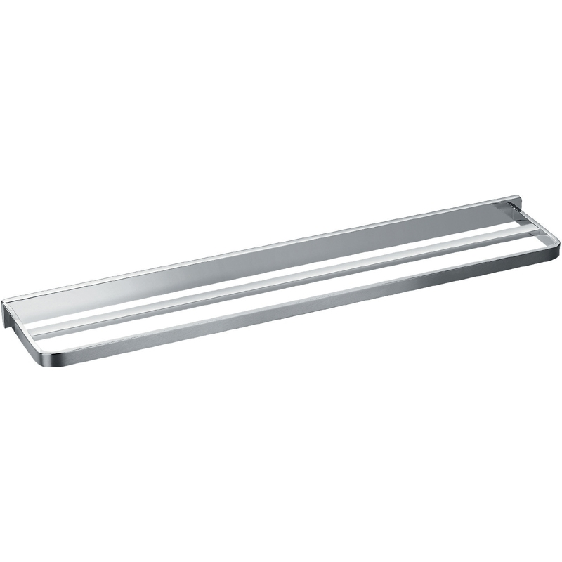 Flova Sofija Brass Double Bar Towel Rail