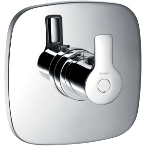 """Flova Urban Thermostatic Shower with Dual Outlet 1/2"""""""