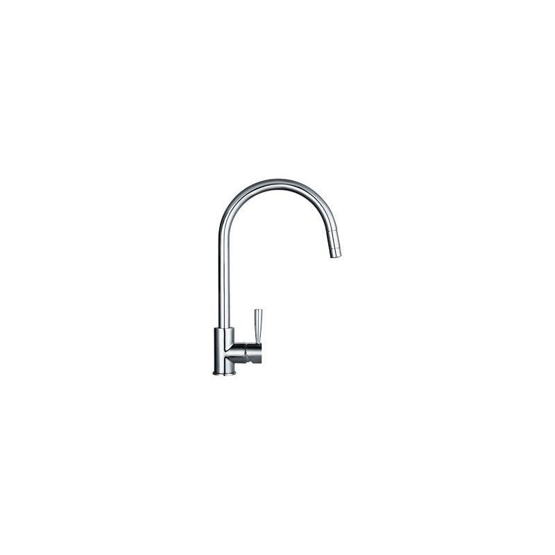 Franke Fuji Pull Out Nozzle Kitchen Sink Mixer Chrome