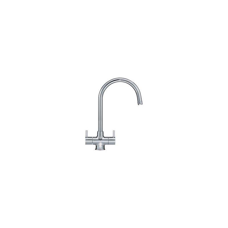 Franke Athena Kitchen Sink Mixer Chrome