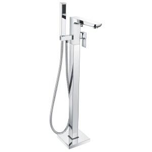 Aquaflow Alto Free Standing Bath Shower Mixer Tap