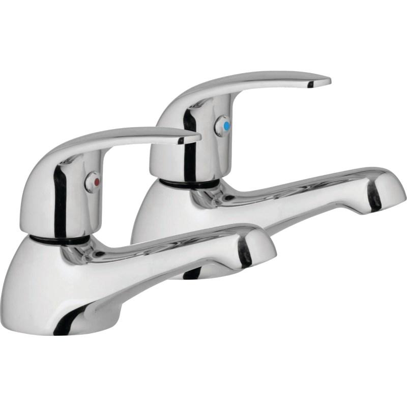 Aquaflow Compact Bath Taps