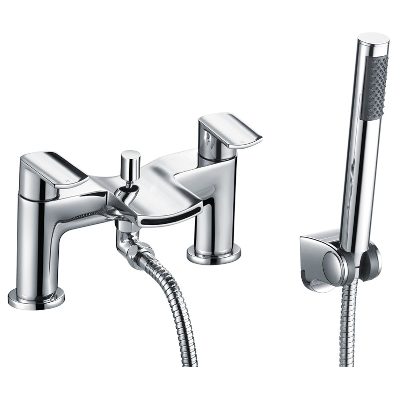 Aquaflow Coda Bath Shower Mixer Tap