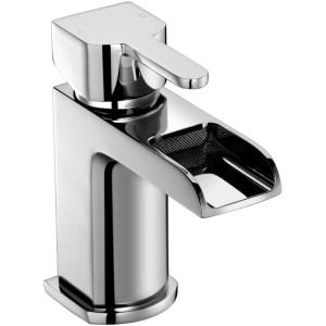 Aquaflow Modo Mono Basin Mixer with Click Clack Waste