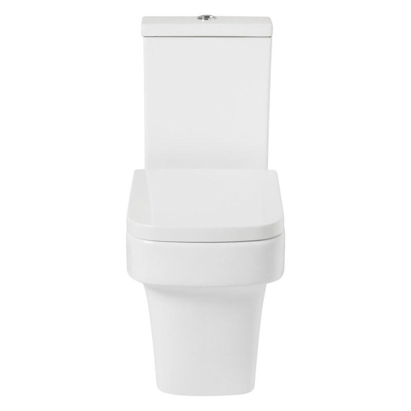 Aquaceramica Italia Medici Flush To Wall WC Pan