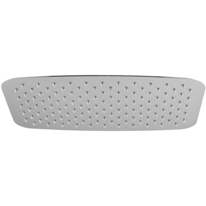 Aquaflow Italia Rectangular Ultra Thin Shower Head 400x250mm