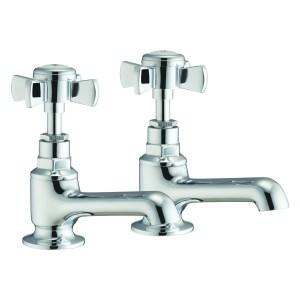 Aquaflow Victorian Basin Taps