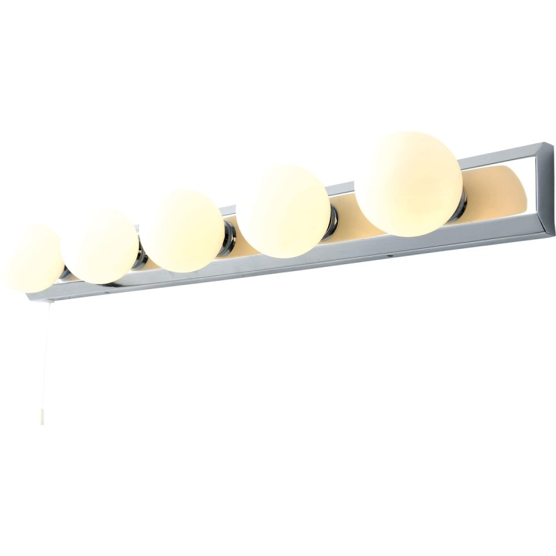 Frontline Hollywood Bar 5 Light Wall Light