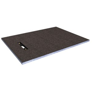 Frontline Level Tray Kit 3L - 1200x900mm Tileable Tray & Waste