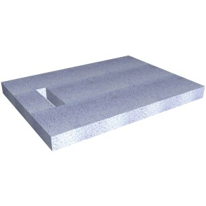 Frontline 1200x900x90mm Substrate Element for Step-Up Tray