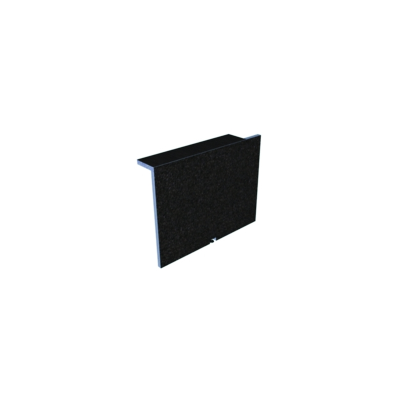 Frontline Lipped Tileable Bath End Panel 905mm LH